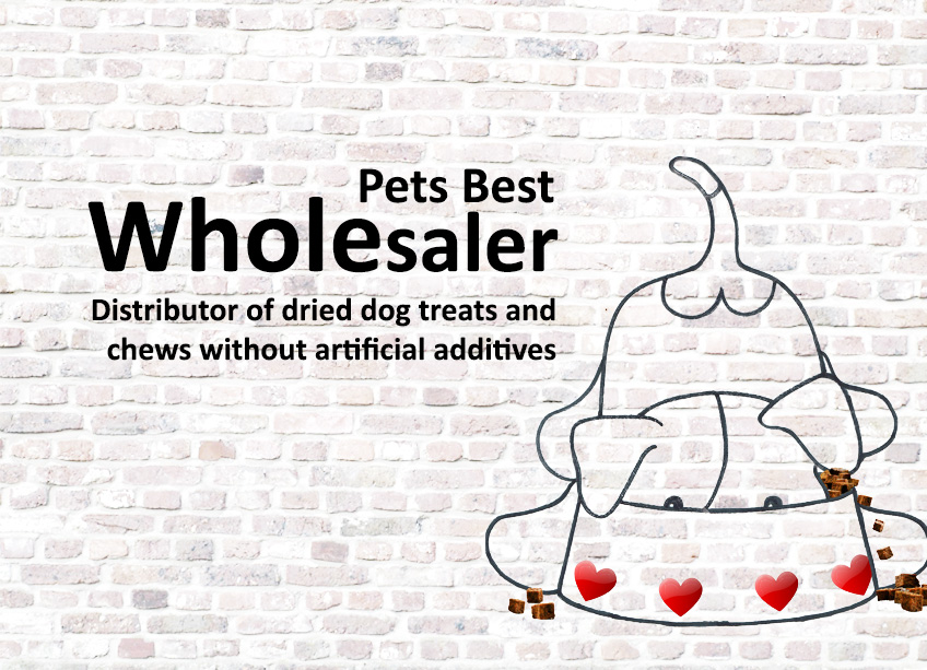 Pets Best all natural dog treats wholesale