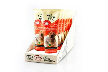 tubidog poultry liver cream for dogs
